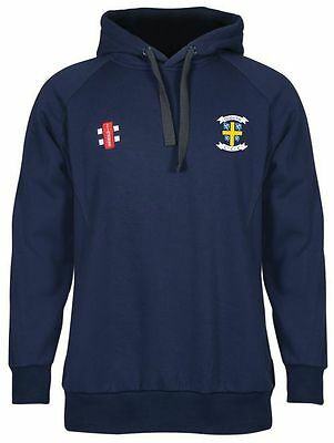 Gray-Nicolls Durham CCC Supporters Storm Hooded Top:(XS - XXL)