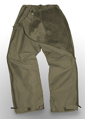 German Army Mountain Trouser Waterproof Heavy Duty Fur Lined Over Trouser MVP
