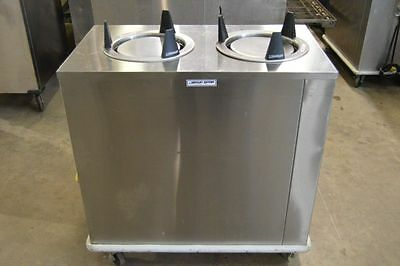 Servolift Two Silo Heated Plate Warmer