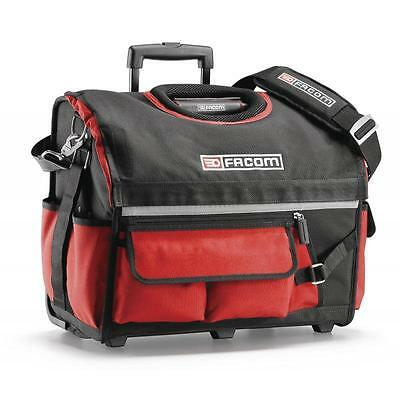 Facom BS.R20 Rolling Tote Tool Bag With Wheels & Handle