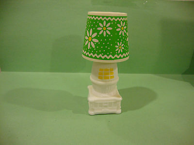 Avon Country Charm Lamp Bottle