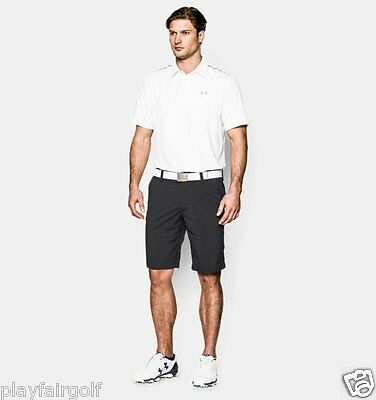 New For 2016 - Under Armour HeatGear Match Play Men's Golf Shorts - 1253487