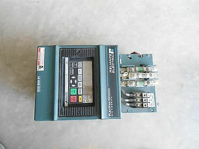 Reliance FLEXPAK 3000 DC Drive    15/30HP    230/460V     30FR4021     55A