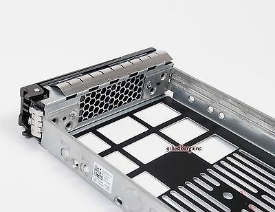 "New SAS SATA Tray For Dell Poweredge 3.5"" 0F238F Caddy R710 T710 R610 T610 T410"