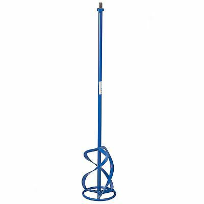PROFESSIONAL Mixing Paddle 140 x 750mm M14 Thread Mixer, Stirrer, Painted P87