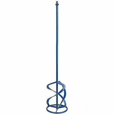 PROFESSIONAL Mixing Paddle 160 x 750mm M14 Thread Mixer, Stirrer, Painted P89