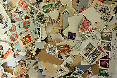Worldwide Huge Stamp Collection, Sets Of 100 Pieces Each, 30-60+ Year Old