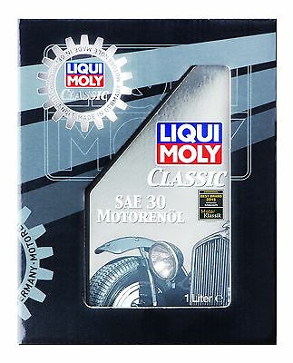 Aceite Coches Clásicos Classic Motor Oil Sae 30 1L Liqui Moly Ref. 1132