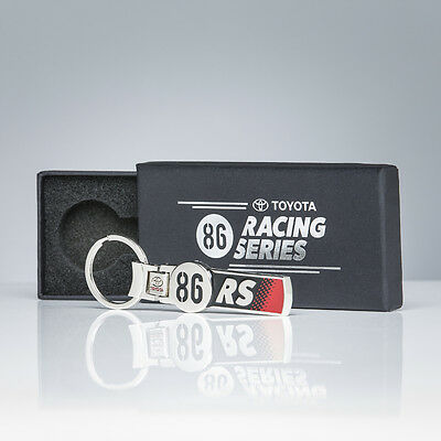 Toyota 86 Racing Series Key Ring - Official Merchandise