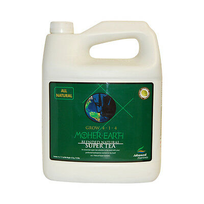 Mother Earth Grow 4 Litres - NA0069CT