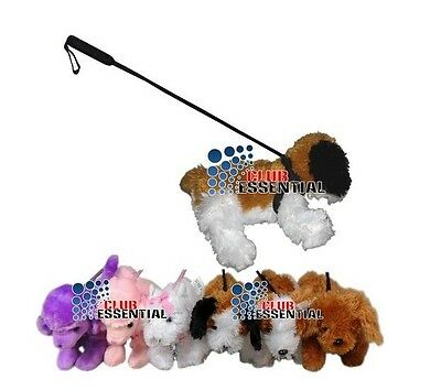 Push On Dog Lead, Kids Children Large , Pet Dog For Walkies Assorted Colors Toy