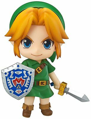 Good Smile Nendoroid The Legend of Zelda Link Majora's Mask 3D ver. Figure JP