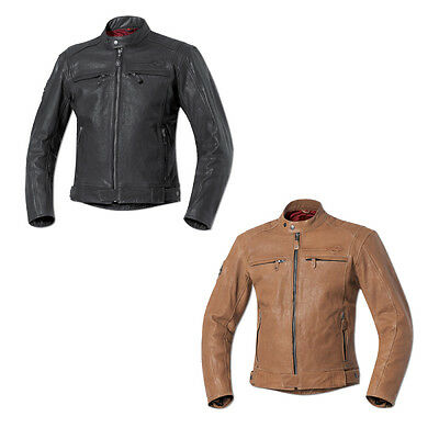 Held Strong Bullet Motorcycle Bobber-Style Mens Jacket | All Colours & Sizes