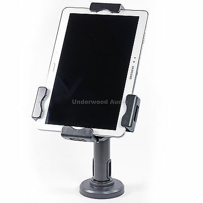 Lockable 10 inch Tablet Desk Stand or Secure iPad Wall Mount PAD2102