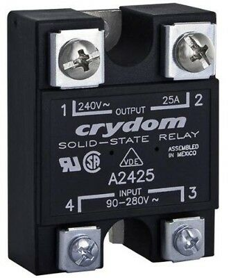 Solid State Relays - Industrial Mount 40A 120V DC