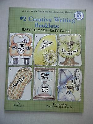 Creative Writing Booklets # 2: Easy To Make - Easy To Use by Flora Joy