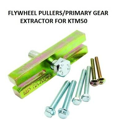 Motion Pro Flywheel Puller Primary Gear Extractor for KTM 50