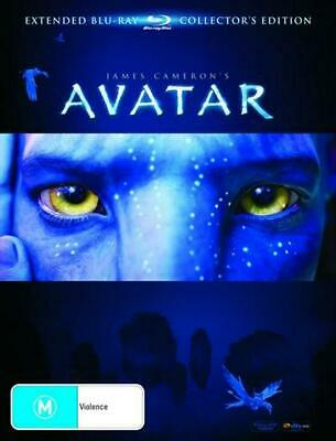 Avatar: Extended Collectors Ed Fan Pack - BLR Region B Free Shipping!