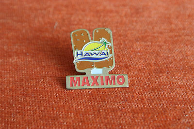 16239 Pin's Pins Maximo Hawai Glaces Ice Cream