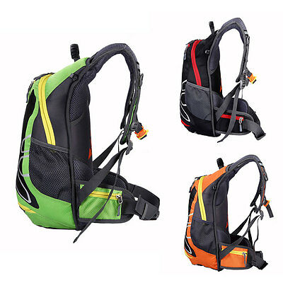 15L Waterproof Outdoor Sports Backpack Cycling Riding Bicycle Shoulder Bag