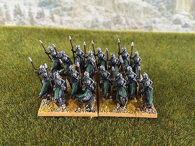 15mm DPS painted FOG,DBMM,ADLG Ancient Late Roman Cataphracts, Cavalry AP752-3