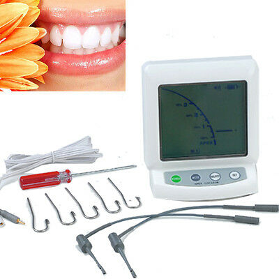 Dental LCD display Apex Locator Root Canal Finder Dental Endodontic(YS-RZ-B)-USA