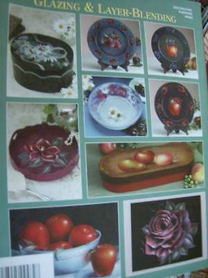 Glazing & Layer-Blending Painting Book -Jackson, Flowers, Fruit