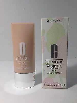 Clinique-Perfectly Real Foundation Full Size  NIB  ( Choose Shade)
