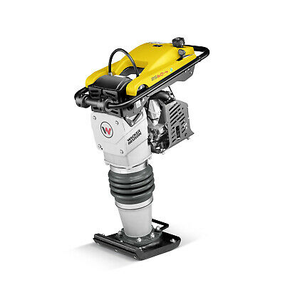 Wacker Neuson BS60-4s 71kg Trench Rammer, Compaction,  Tamper, Jumping Jack