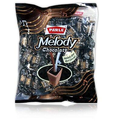 Parle Melody :: Chocolaty :: Chocolate :: 391 Gm Pouch :: Candy :: Melody
