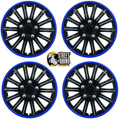 """Ford Transit Connect 15"""" Lightning Sports Universal Car Wheel Trim Covers"""