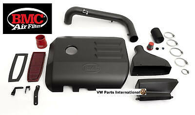 VW GOLF MK6 R 2.0 TSI BMC CRF Air Intake Induction Carbon Racing Filter Kit R...
