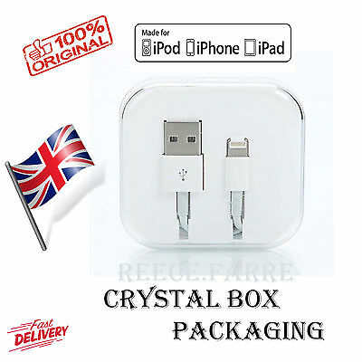 USB Sync & Charger Data Lead Cable For Apple iPhone 6 5 5C 5S iPad 4 Air Mini