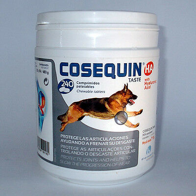 Cosequin Taste Ha, Joint Health Supplement For Dogs - 240 Tablets