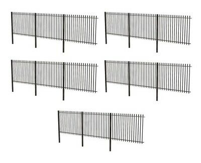 Scenecraft OO Gauge Metal Fencing Model Scenic Details 44-562