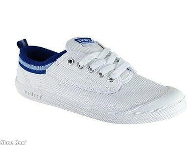 Dunlop Volley International Men's Canvas Lace Up Casual Mens UK 6-12