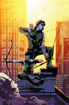 Green Arrow Vol 6 Broken Tpb Dc New 52 Jeff Lemire
