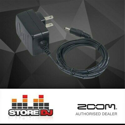 Zoom AD14 DC5V AC Adapter for H4n, R16, R24, Q3 or Q3HD