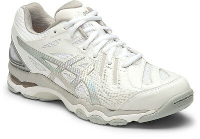 Asics Gel Netburner Super 6 Womens Netball Shoes (B) (0193)
