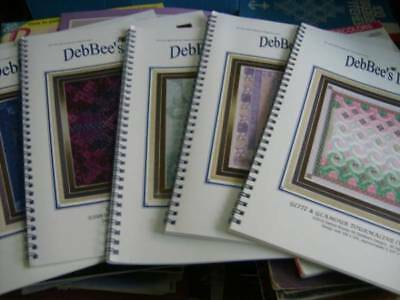 DebBee's Designs Glitz & Glamour Canvaswork Chart Your Choice