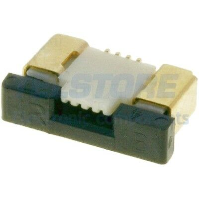 FPC orizzontali PIN 9 SMT 0,5A 30m ohm 1mm 50V TELSTORE 2pcs  Connettore FFC