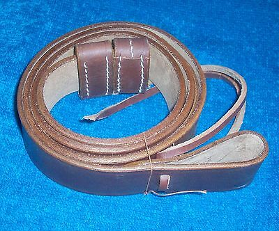 MARTINI HENRY  LEATHER RIFLE SLING - BOER WAR to WW1 LIGHT HORSE