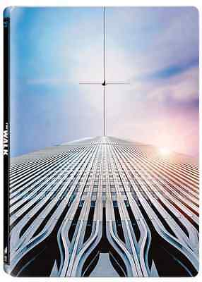 The Walk Korea Steelbook 2D+3D Blu-Ray Limited Edition 2016