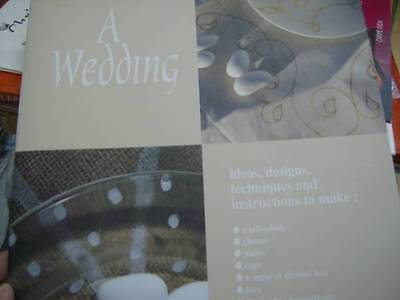 Ideas Books- A Wedding Painting Book- Hearts & Curlicue Patterns