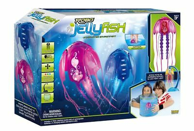 Zuru Robo Jelly Fish Playset with Charger