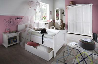 massivholz kinderzimmer jugendzimmer alice landhaus. Black Bedroom Furniture Sets. Home Design Ideas