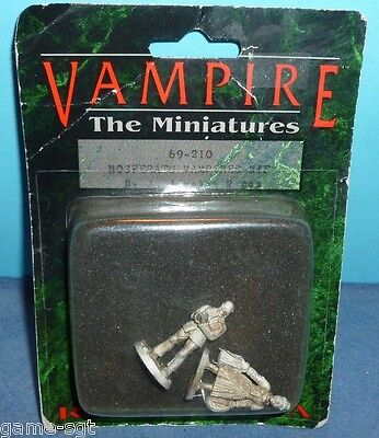 Vampire the Masquerade Nosferatu Male & Female Vampires NIB Ral Partha