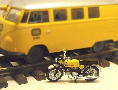 LGB G Gauge Moped Model GDR Java Mustang L. G. B.  Scale IIm new boxed