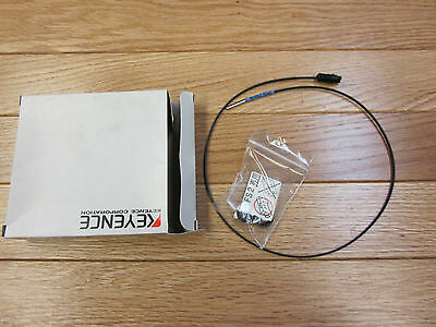 Keyence fiber optic sensor head FU-42 NEW