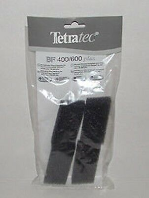 TETRA-TEC BF 400/600 PLUS Filtre mousses. Aquarium